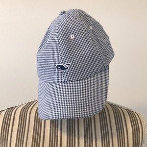 Vineyard Vines Gingham Hat